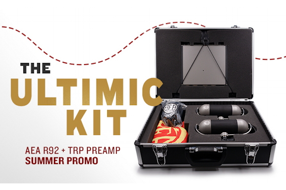 For this year's summer mic and preamp bundle promotion, A...