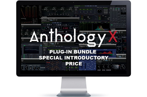 Eventide's Anthology X bundle is now available. It includ...