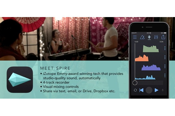iZotope, Inc., a leading audio technology company, recent...