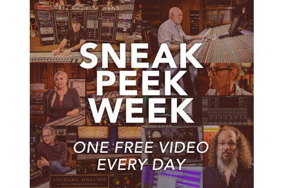 Don't miss Mix With The Masters Sneak Peek Week!  During ...