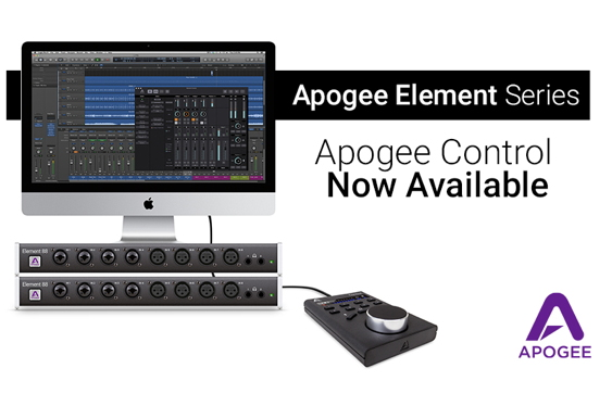 Apogee Electronics is pleased to announce the availabilit...