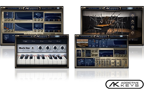 The Addictive Keys virtual instrument from XLN Audio is o...