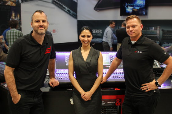 Allen & Heath has recently expanded the marketing team ba...
