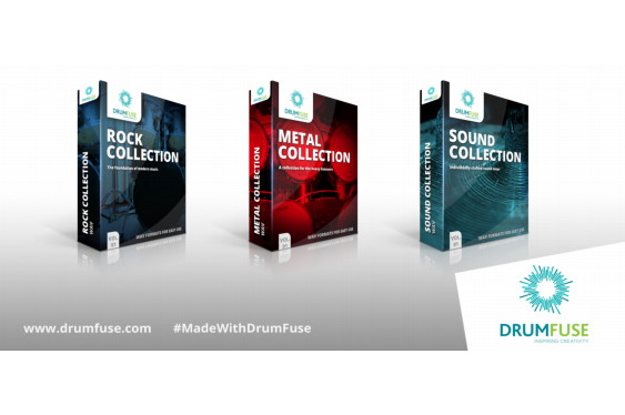 DrumFuse is an online drum sound library that offers high...