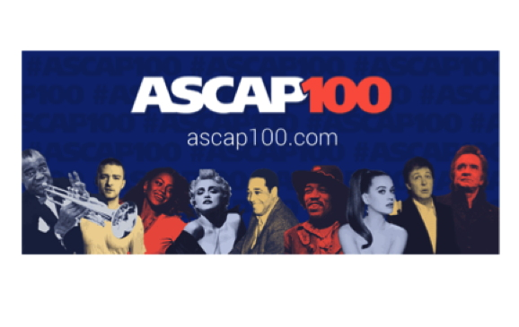 ASCAP has released a star-studded video on ASCAP100.com a...