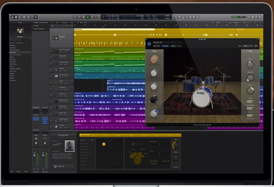 What's new in Pro X: Logic Pro X introduces an advanced y...