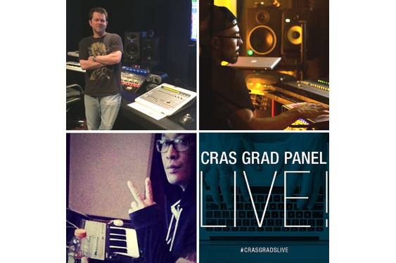 The Conservatory of Recording Arts & Sciences (CRAS; www....