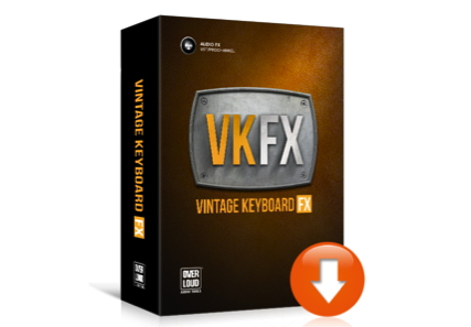 Developed by Overloud, the VKFX bundle offers 8 high-qual...