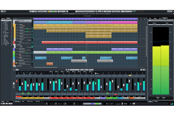 Steinberg today launched version 9.5 of Cubase Pro, Cubas...