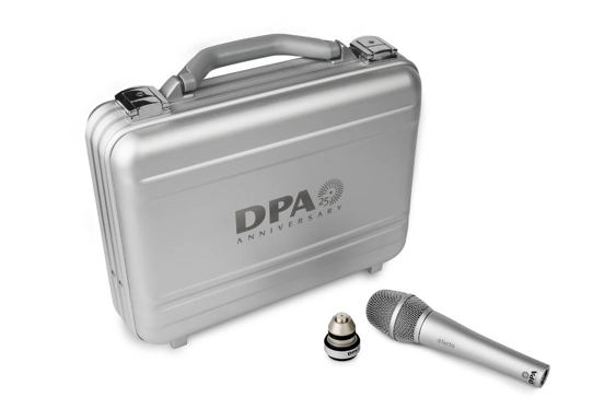 For 25 years, DPA Microphones has built the finest microp...