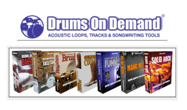 Drums On Demand [R] has just released seven new sample dr...