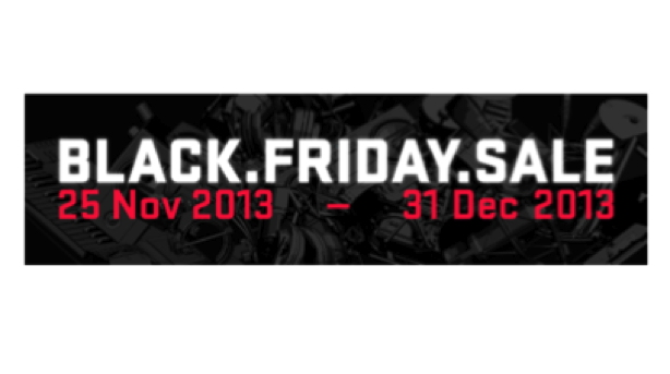 Black Friday deals on Geist, DCAM Synth Squad, Tremor and...