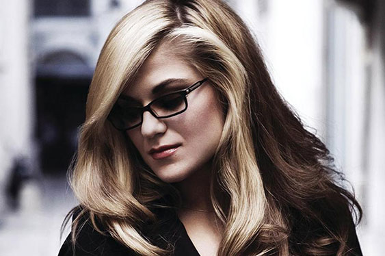American jazz singer MELODY GARDOT will be our guest arti...