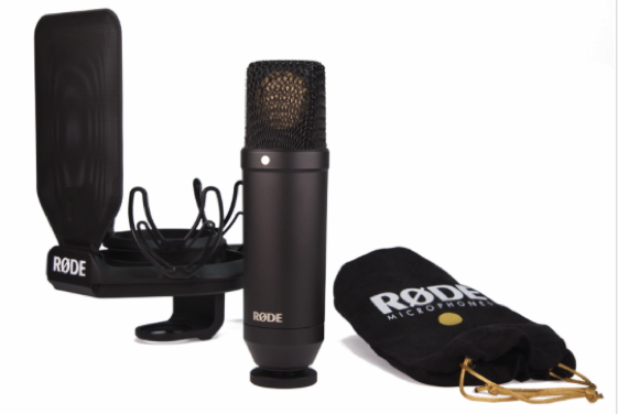 The world's favourite studio microphone just got a whole ...