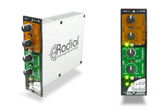 Vancouver BC - Radial Engineering is pleased to introduce...
