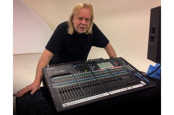 Rick Wakeman, an English keyboard artist and songwriter b...