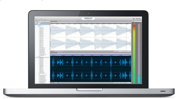 Sound Forge [TM] Pro, the standard-setting, industry-defi...