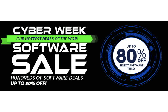 There's still time to save big on software at Sweetwater!...
