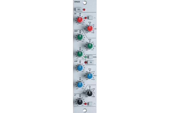 SSL XR625 Channel Equalizer Module