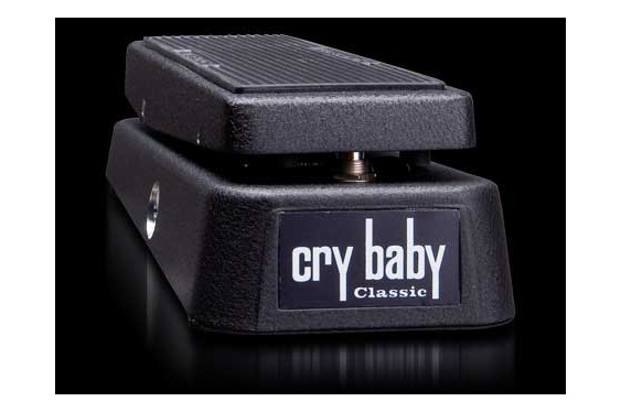Cry Baby Classic wah pedal.
