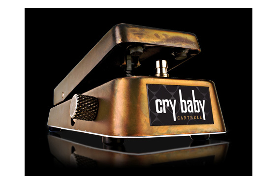 Cantrell Cry Baby wah pedal.
