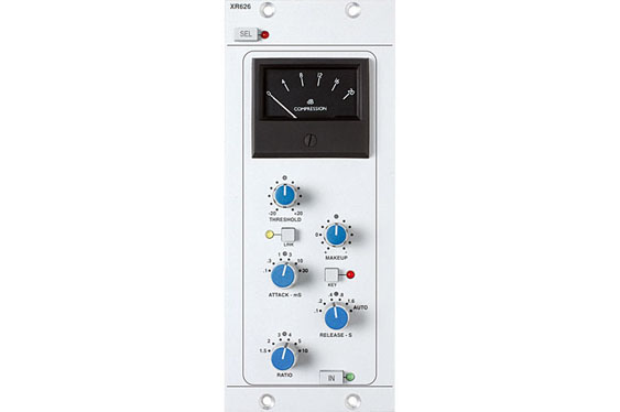SSL XR626 stereo-bus compressor
