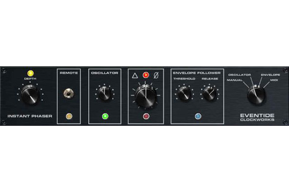 Eventide Clockworks Instant Phaser plug-in.