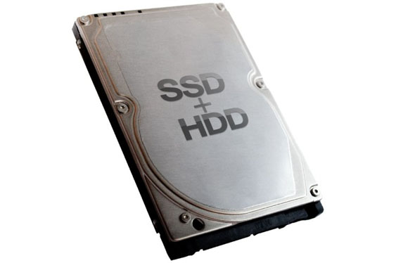 A hybrid of SDD and HDD offers the best of both worlds.