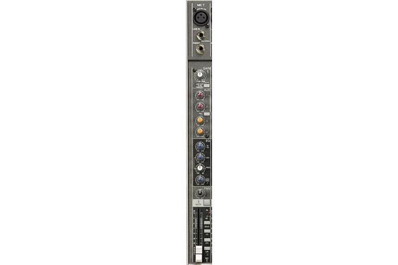 A medium channel strip
