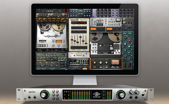NEW ENHANCEMENTS TO UAD PLATFORM AND APOLLO AUDIO INTERFA...