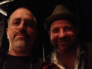 Mike Metlay and Kristian Bush at AES Nashville 2013