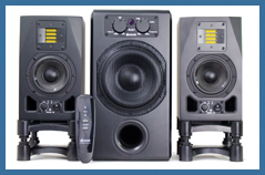 ADAM Audio�s A3X and Sub 7