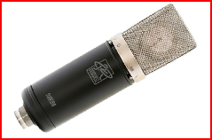 Roswell Pro Audio�s Aurora Microphone