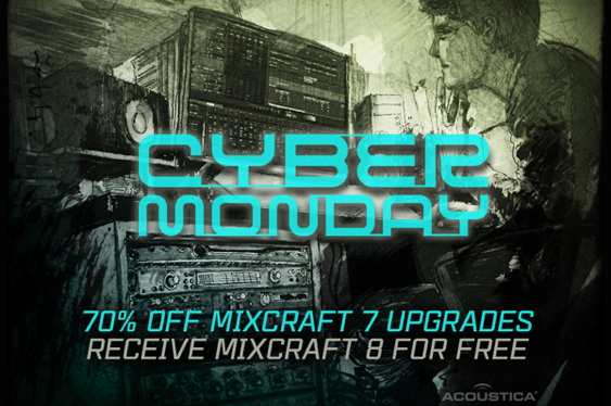 Attention registered users of Mixcraft 7 and previous ver...