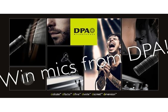 How do you use DPA microphones in your daily life? Now yo...