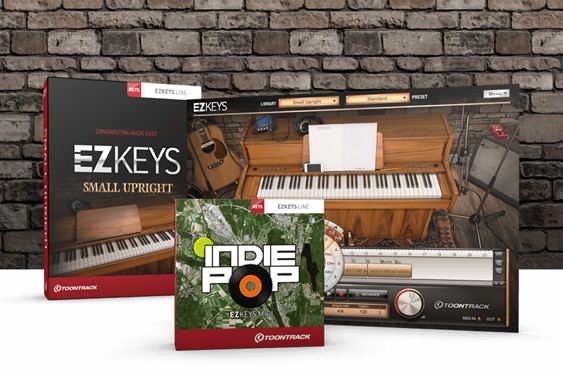 Today, Toontrack announced the release of EZkeys Small Up...