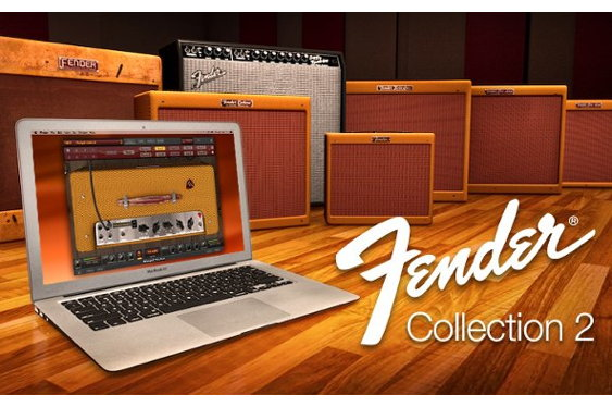 IK Multimedia is proud to announce that Fender Collectio...