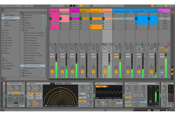 Ableton Live 10 is coming. Create with a broader, bolder ...