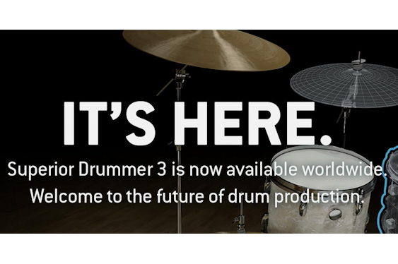 Toontrack has announced the worldwide availability of Sup...