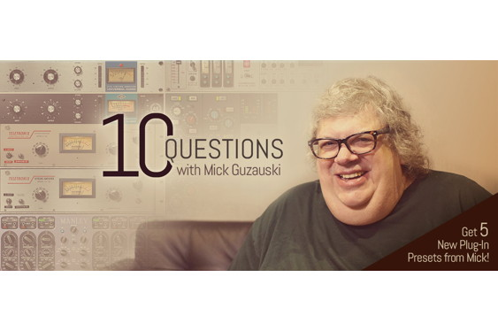 Universal Audio has a fascinating Q&A with famed engineer...