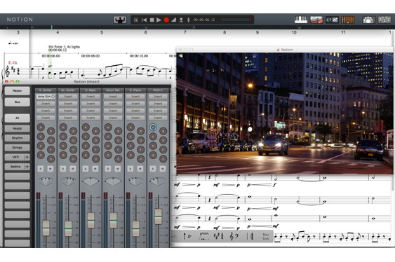 PreSonus is shipping Notion 5, a major upgrade to its pop...