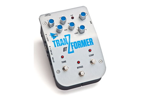 The TranZformer GT packs lots of API power into a guitar pedal.