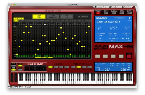 ...and makes it easy to edit the Sequencer.
