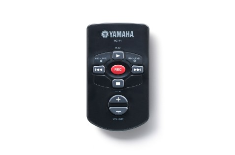 The Pocketrak W24 remote