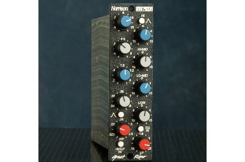 The Great River Electronics / Harrison 32EQ