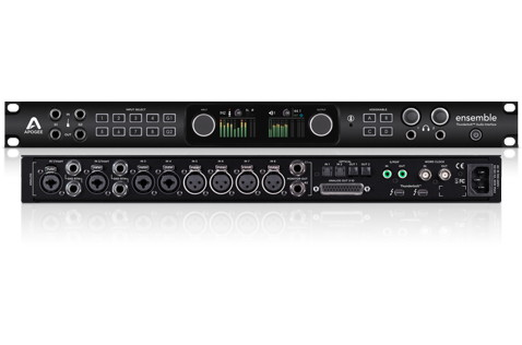 The Ensemble is packed with useful I/O behind an easy-to-use interface.