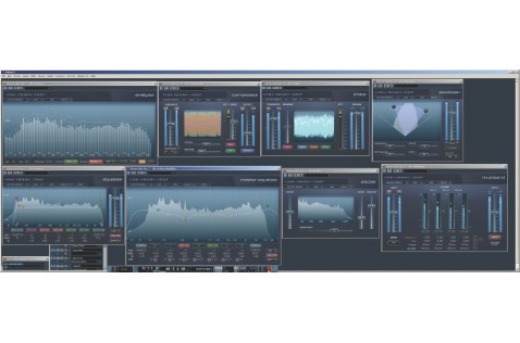 The Vienna Suite plug-ins share a clean and easy-to-read layout.