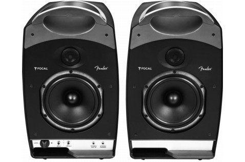 The Passport Studio combines Focal drivers with easy front-panel controls.