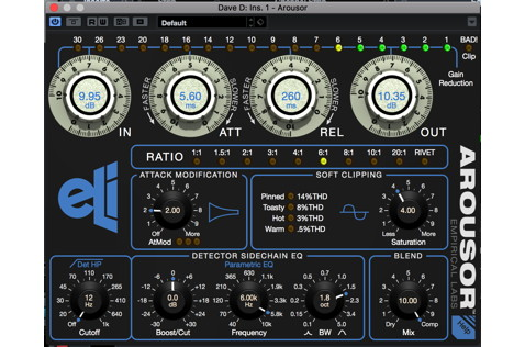 Plug-In Outlet: Empirical Labs Arousor