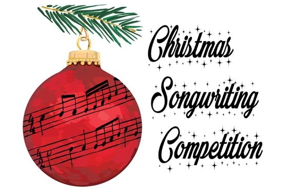 The inaugural Christmas Songwriting Competitition is now ...